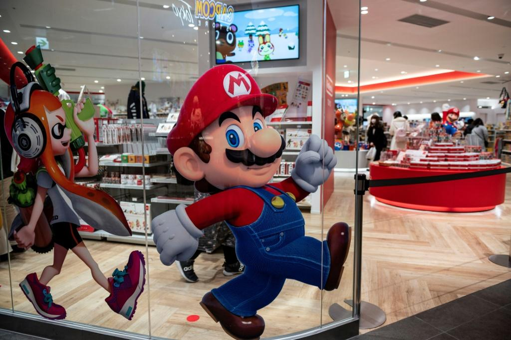 Nintendo, which revised its annual forecasts up last quarter, said it was further upgrading its net profit outlook to 400 billion yen