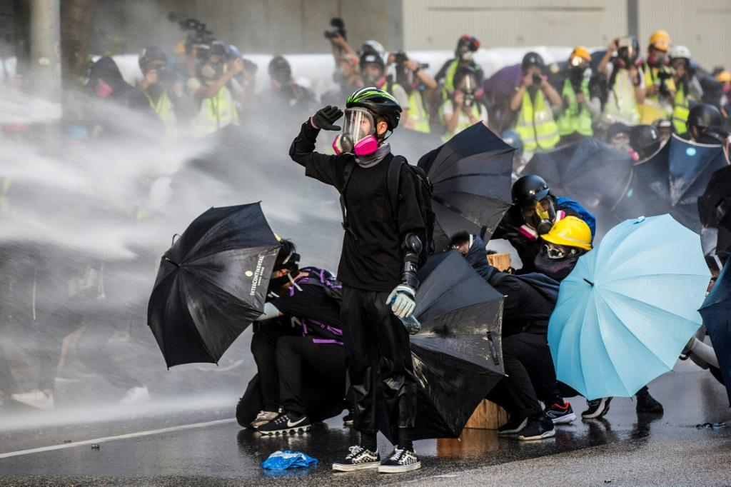 Beijing has increasingly clashed with Western nations over its crackdown in Hong Kong following 2019's democracy protests