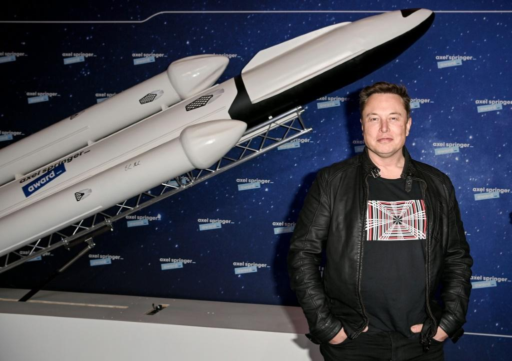 Elon Musk is the founder of SpaceX and Tesla