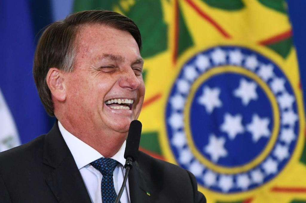 President Jair Bolsonaro's government had been providing emergency benefit payments of 600 reais (about $110) a month but slashed and then stopped the payments at the end of 2020, saying they were too expensive