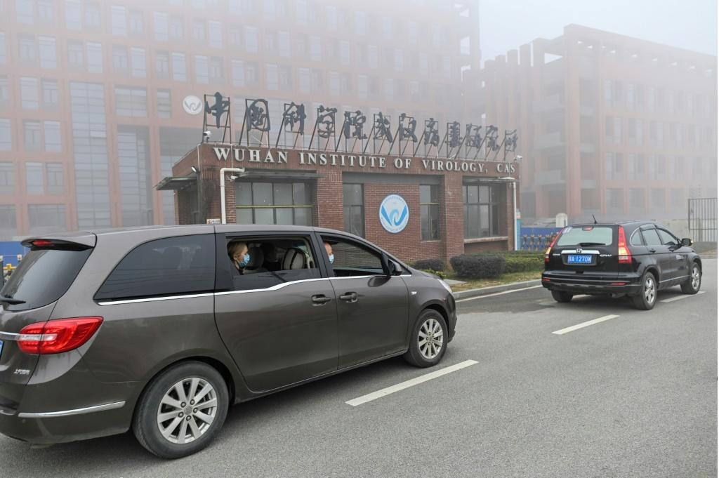 A WHO team is visiting Wuhan searching for clues to the source of the pandemic