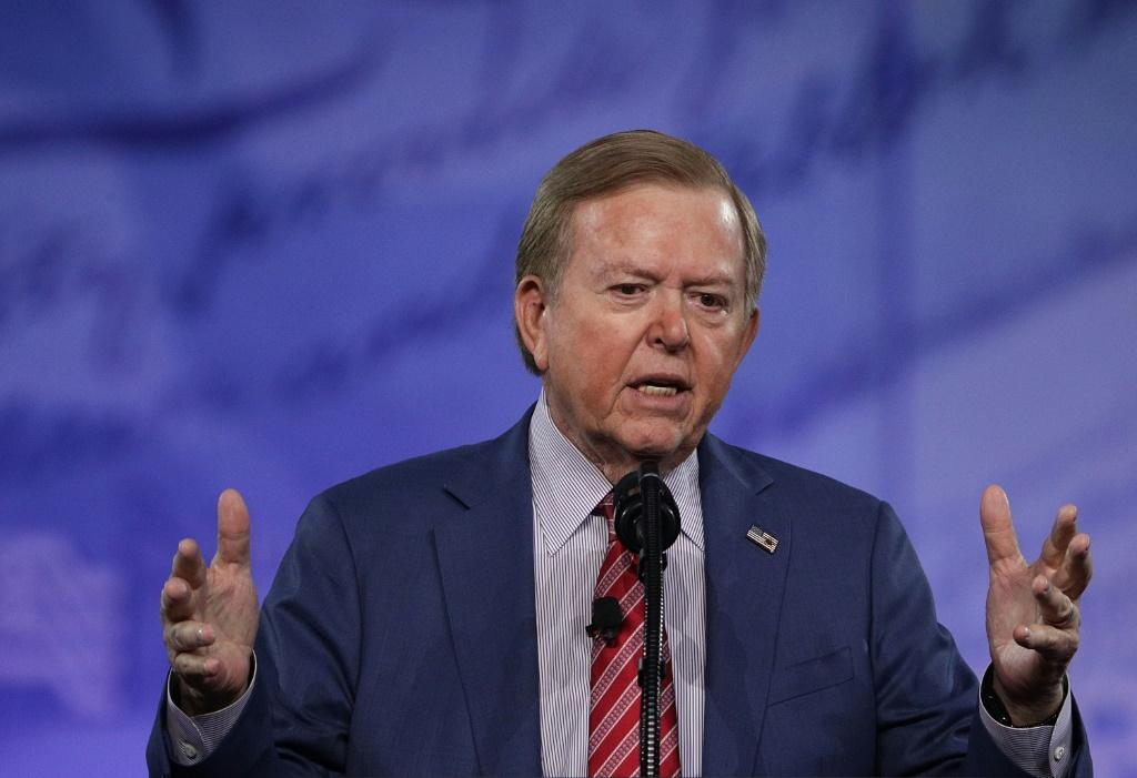 The decision to cancel Lou Dobbs' show came a day after Fox News was sued for defamation by the voting machine maker Smartmatic