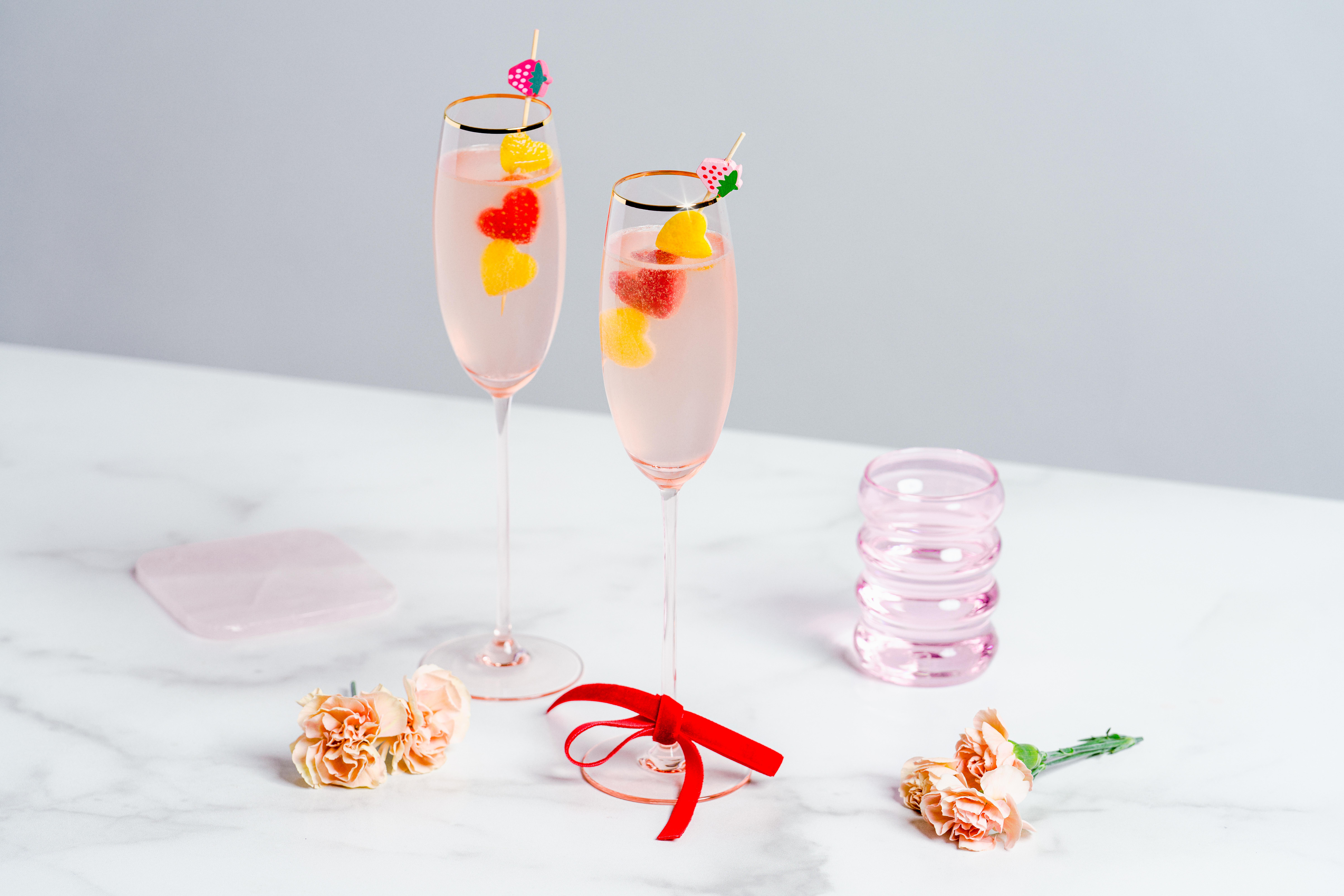 Beefeater Gin Galentines Cocktail