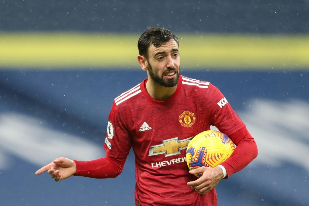 Bruno Fernandes's stunning strike could only salvage a 1-1 draw for Manchester United at West Brom