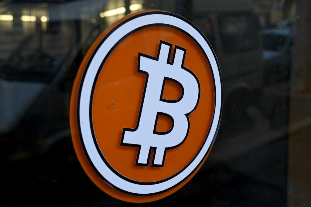 The value of bitcoin has soared by 75 percent since the start of the year