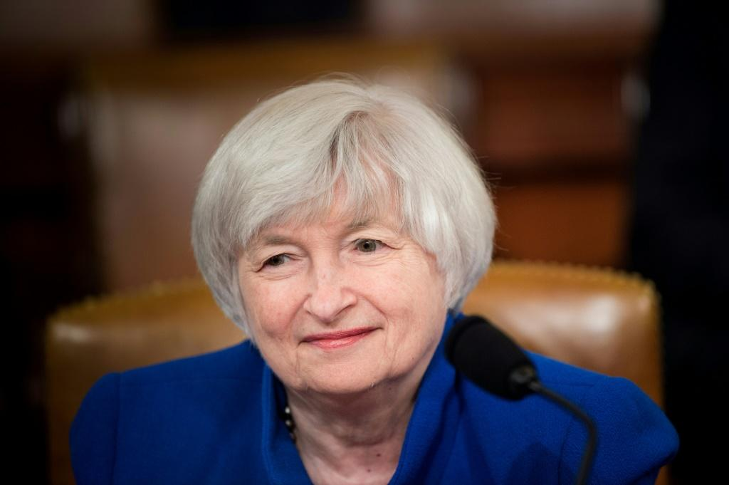 Janet Yellen restated the need to push as big a stimulus as possible, saying that doing too little was worse than doing something big