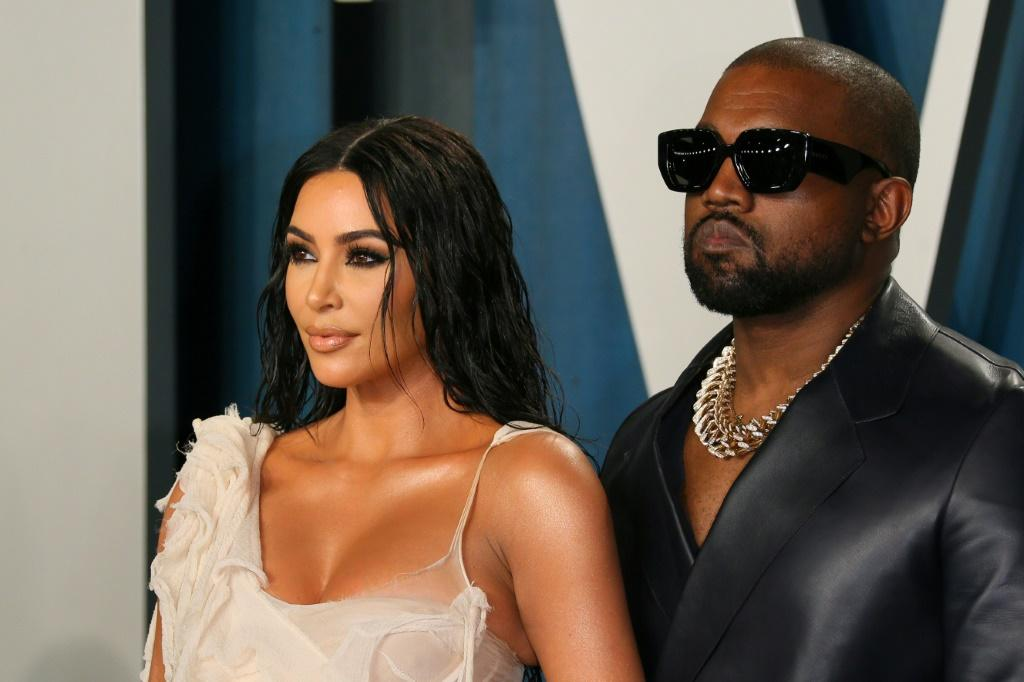 Kim Kardashian and Kanye West, who married in a lavish ceremony in Italy in May 2014, have been dogged for months by reports in the gossip press that their marriage was on the rocks