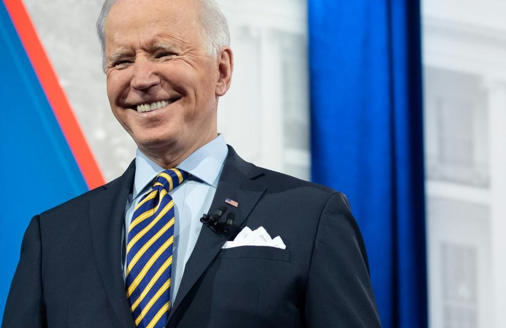 US President Joe Biden's proposed $1.9 trillion stimulus plan got a boost from the IMF which rejected claims the spending would fuel an inflationary spiral
