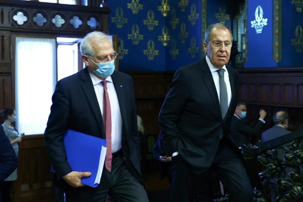 During EU foreign policy chief Josep Borrell's visit to Moscow, Russia announced the expulsion of three European diplomats