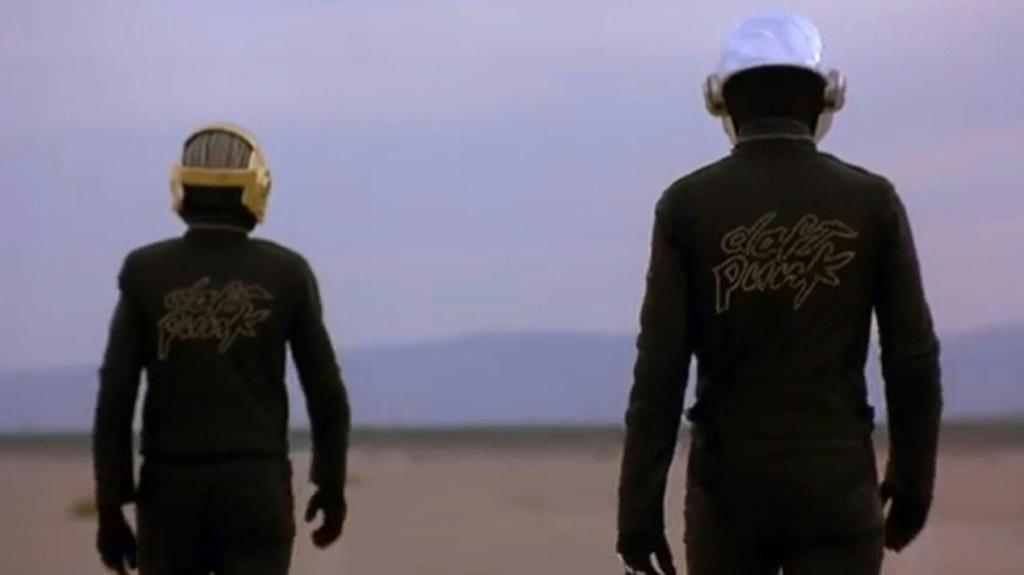 One of the era's defining dancefloor acts hung up their helmets on Monday, as electronic music stars Daft Punk announced their retirement in typically enigmatic fashion with a video showing one of them exploding in a desert.