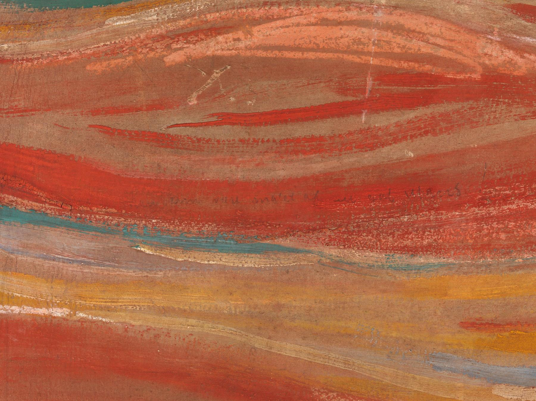 """Researchers look closer at inscription on Evard Munch's iconic painting, """"The Scream"""