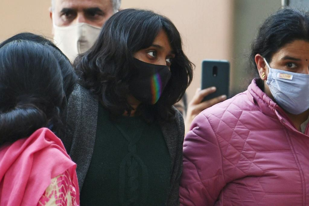 Disha Ravi has been hit with charges of sedition