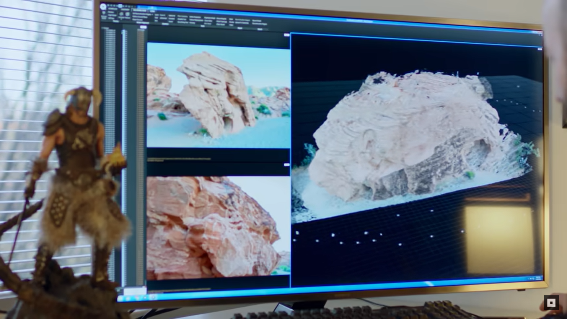 Photogrammetry techniques being used for the development of The Elder Scrolls 6's game world
