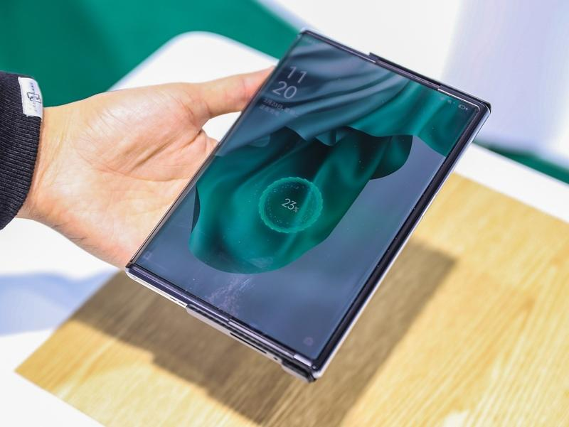 Oppo Wireless Air Charging
