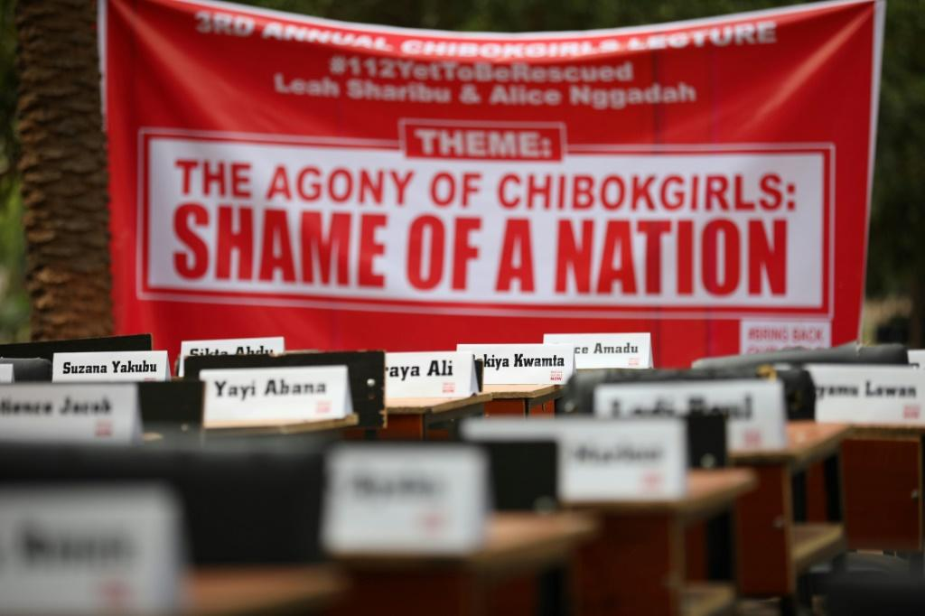 #BringBackOurGirls: The abduction of hundreds of schoolgirls in Chibok launched a worldwide campaign for their release