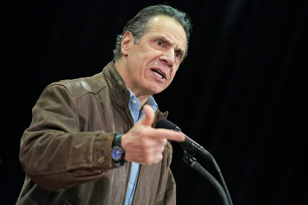 New York Governor Andrew Cuomo has denied sexual harassment allegations from a second woman