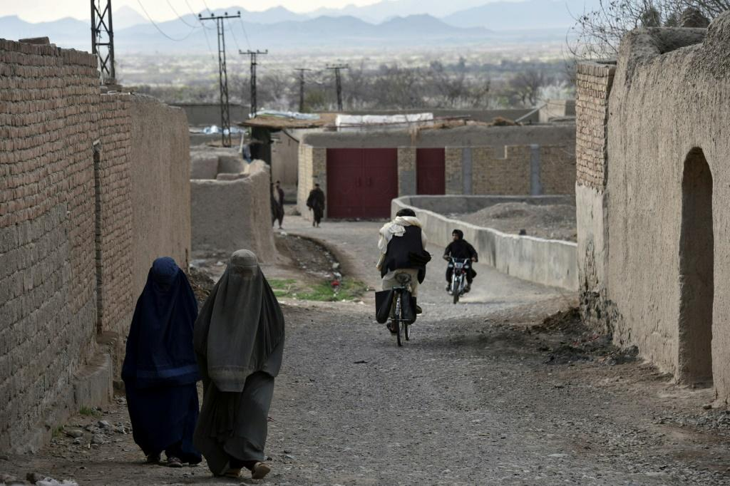 After nearly 40 years of conflict, Afghanistan is almost entirely reliant on international aid
