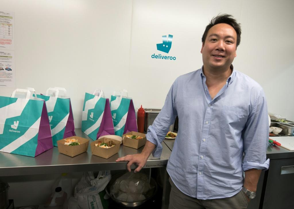 """Deliveroo chief executive Will Shu said he had no hesitation in choosing London for its upcoming listing, adding """"London is a great place to live, work, do business and eat""""."""