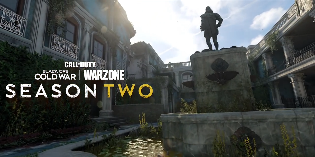 """Season Two Battle Pass Trailer 