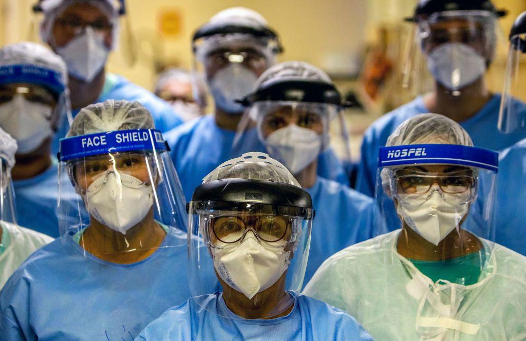COVID-19 ppe doctors hospitals