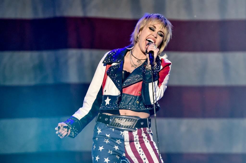 Miley Cyrus has been among the pop stars sporting a mullet