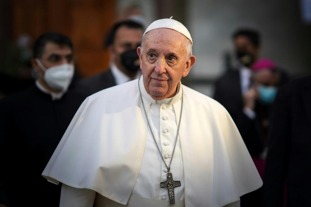 Pope Francis is defying a second wave of coronavirus cases and renewed security fears to make a 'long-awaited' trip to Iraq