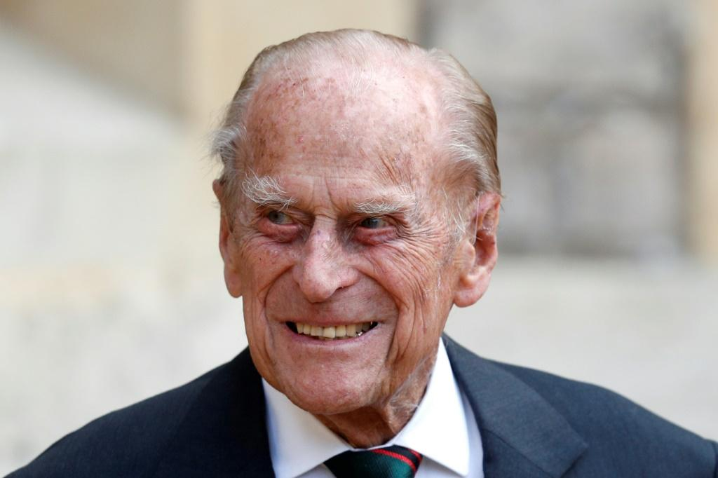 Prince Philip turns 100 in June