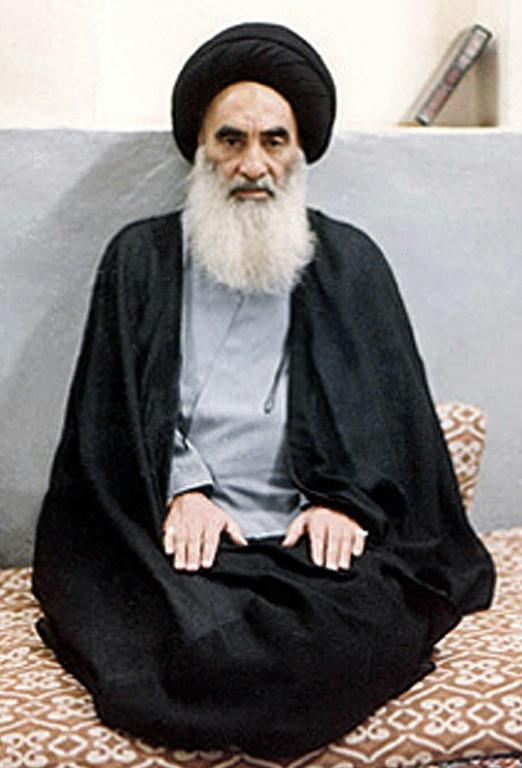 The reclusive but highly revered Grand Ayatollah Ali Sistani, 90, will host the Pope at his humble home in the shrine city of Najaf