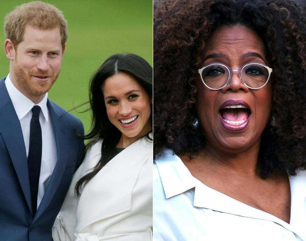 There has been a steady drip of excerpts released from Harry and Meghan's interview with Oprah Winfrey