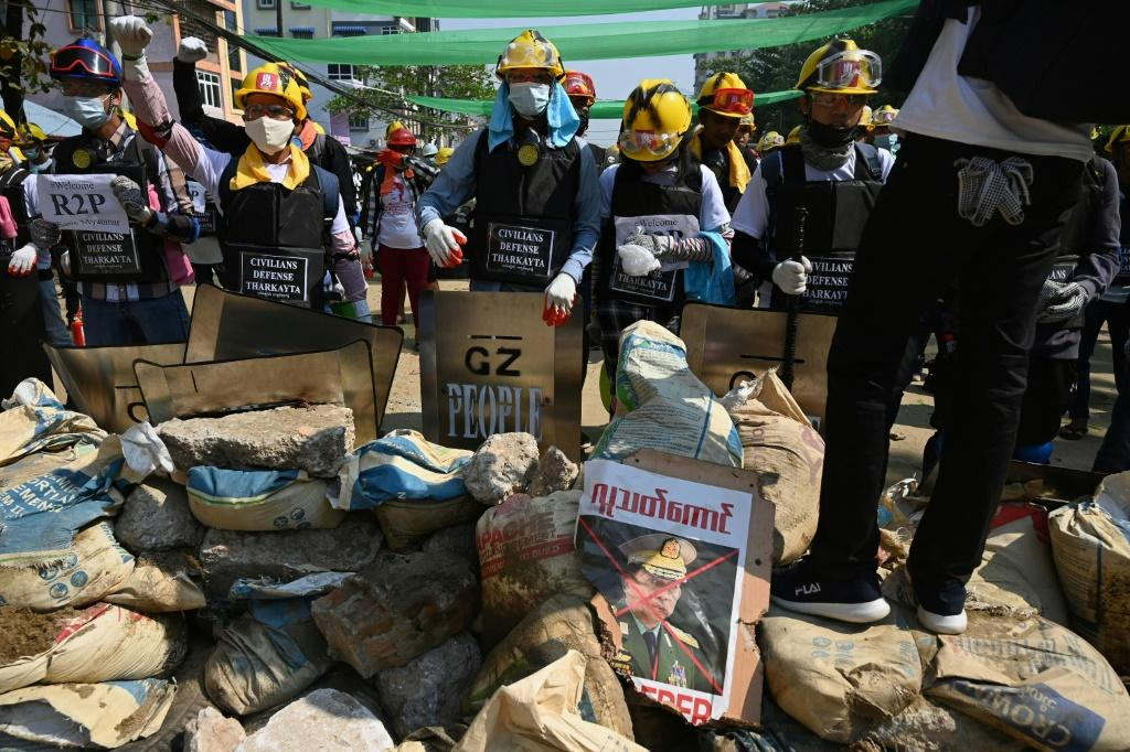 Demonstrators insist they will continue to defy authorities over the next two days