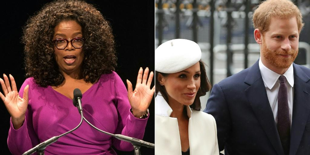The Wall Street Journal reports that Oprah sold the interview with Harry and Meghan to CBS for $7 to $9 million