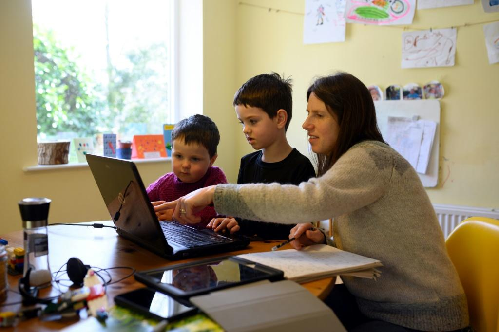 Busy parents have welcomed the end of home-schooling