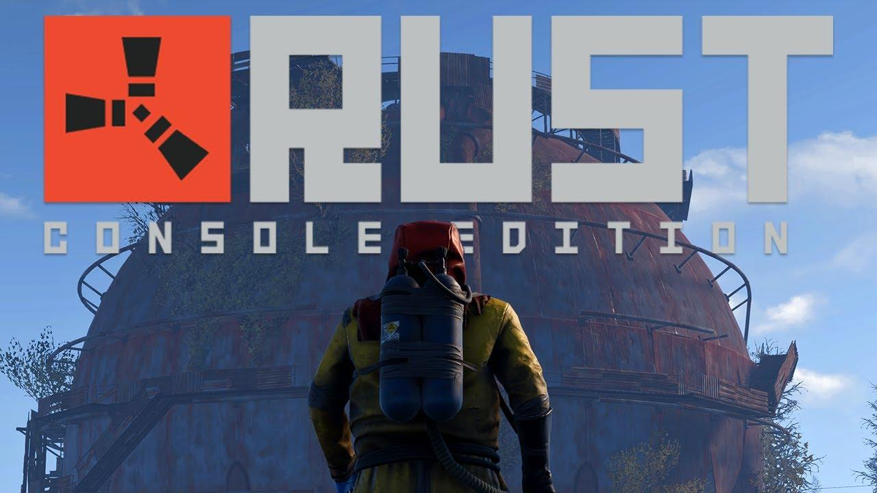 Rust Console Edition - Official Teaser Trailer