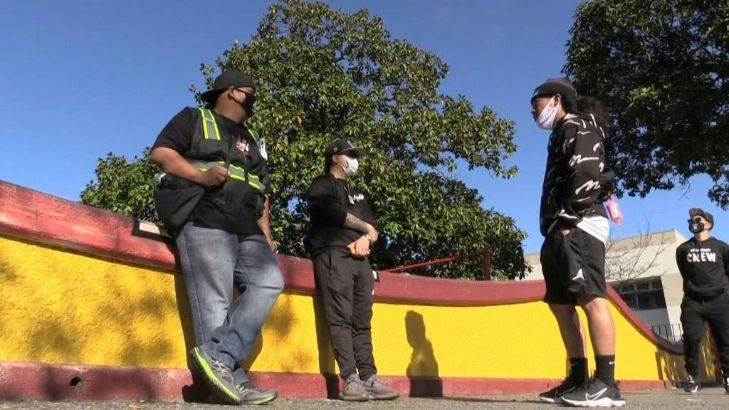 Groups of concerned citizens are organizing themselves to protect merchants and residents in the Chinatown neighborhood of Oakland, California, after a string of violent attacks and robberies