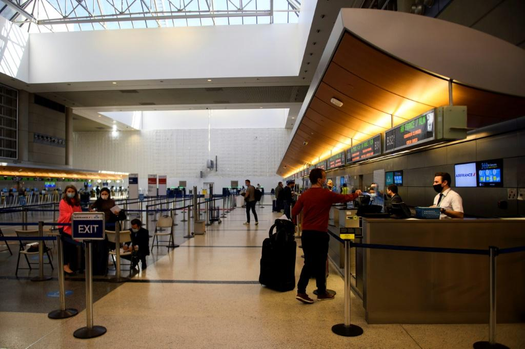 US air travel hit a pandemic-era high on March 12, 2021, with just over 1.35 million travellers checked in at American airports