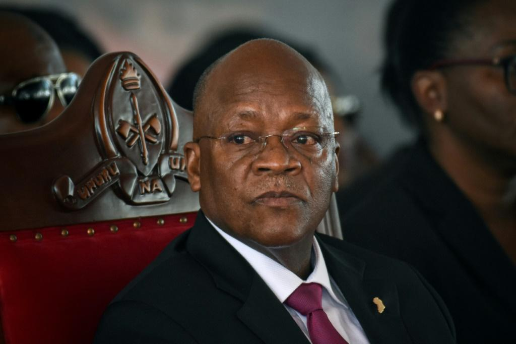 Magufuli had been missing frompublic view for almost three weeks, fuelling rumours of his ill health