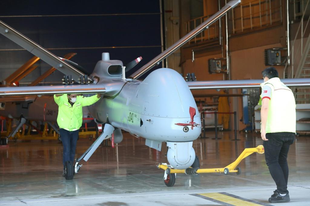 The Anka Drone has been sold to Tunisia in a deal worth an estimated $80 million
