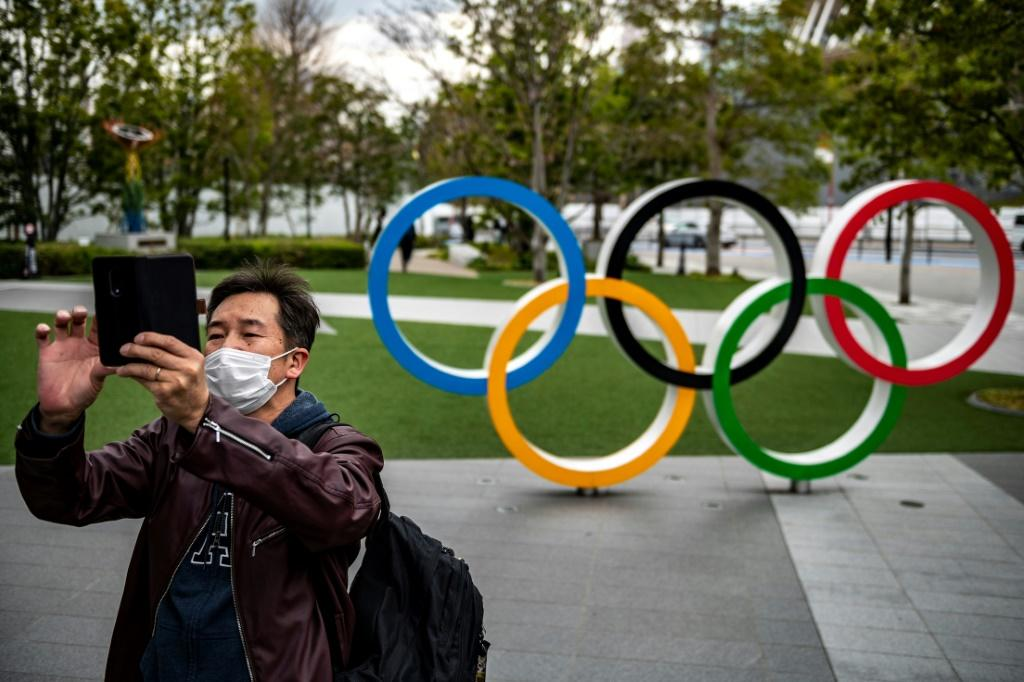 Overseas fans will be barred from the Olympics for the first time
