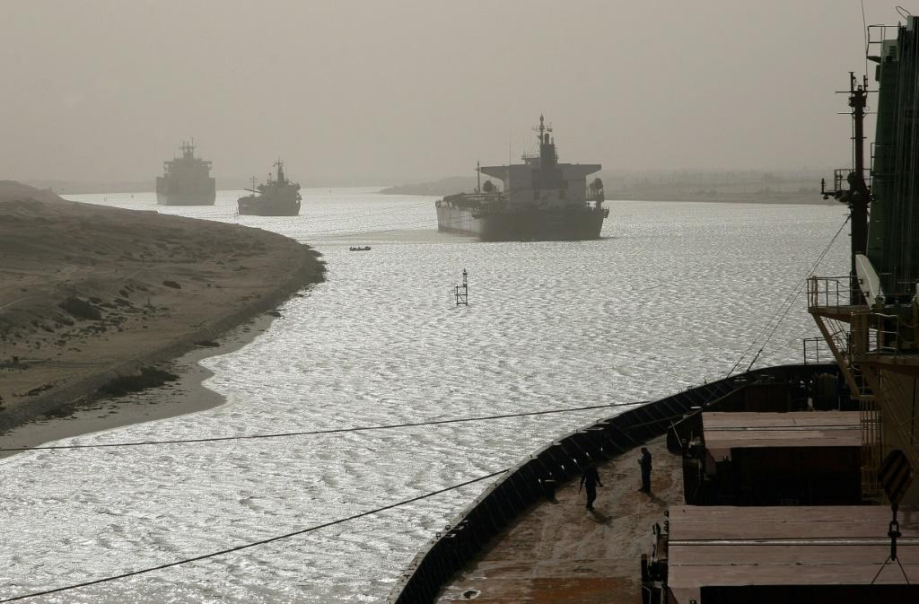 The Suez Canal blockage has stalled more than 200 vessels at either end of the waterway