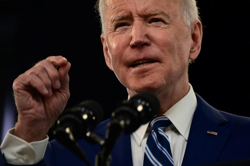US President Joe Biden is expected to unveil an infrastructure plan, with some reports that it could be worth as much as $4 trillion
