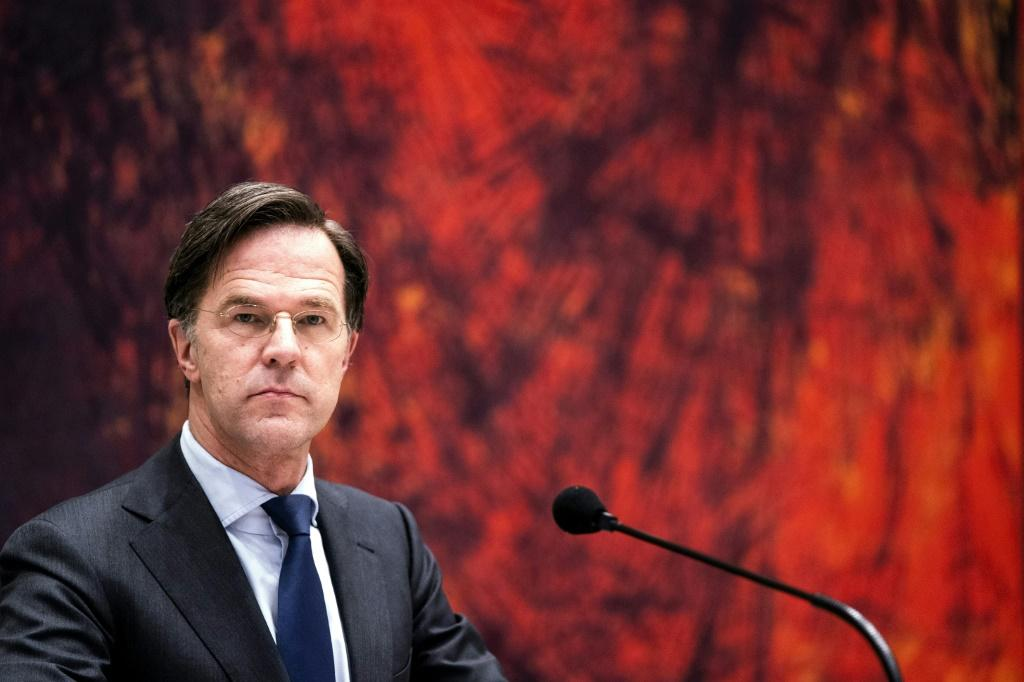 Dutch PM Mark Rutte has survived a series of scandals in the past, earning him the nickname of the 'Teflon Premier', after the non-stick frying pan coating