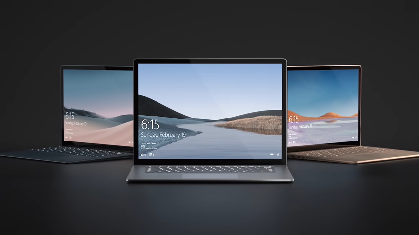 Introducing Microsoft Surface Laptop 3