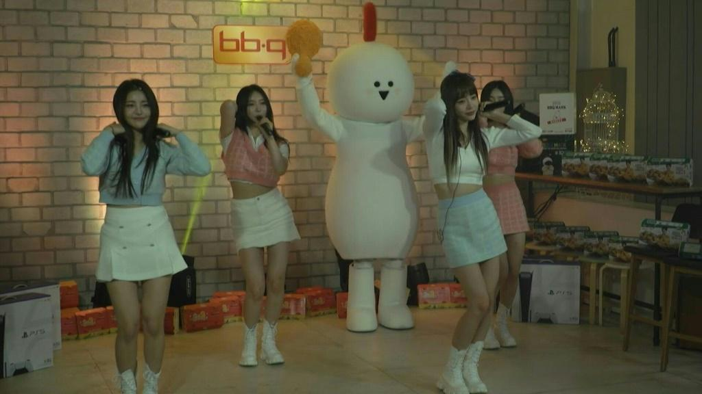 The Brave Girls were on the verge of breaking up and abandoning their dreams of K-pop stardom. Then a pseudonymous YouTuber called Viditor uploaded a compilation of them performing on South Korean army bases -- and saved their careers.