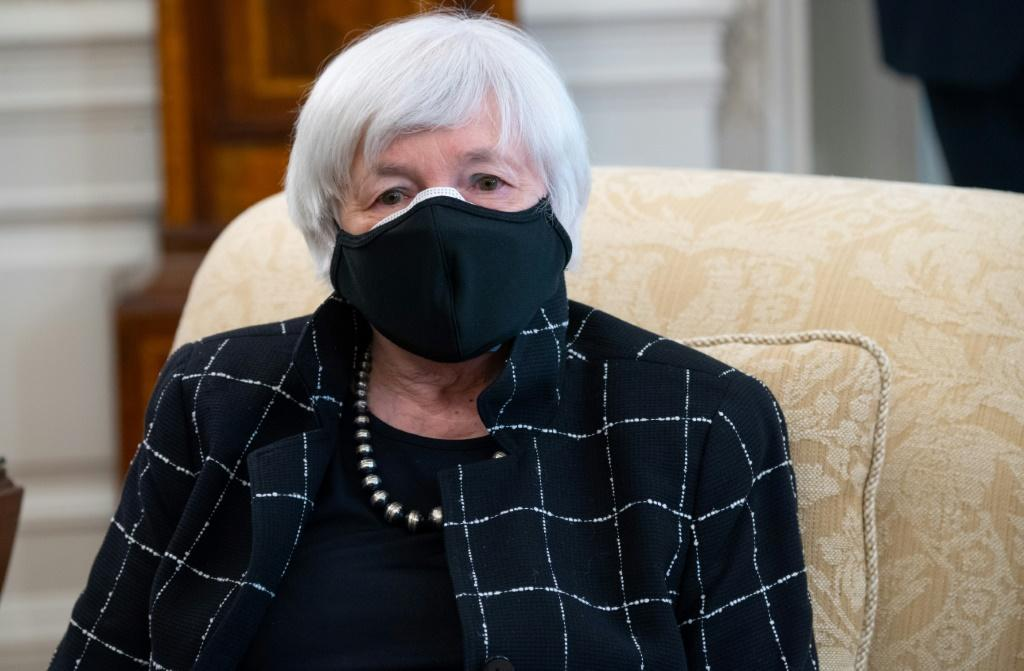 US Treasury Secretary Janet Yellen called on other rich nations to provide 'significant' new resources to boost the global economic recovery