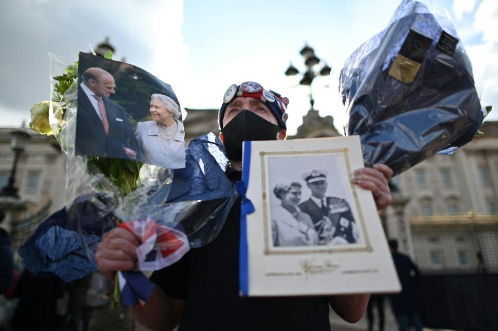 The country has entered a period of mourning over the duke's death