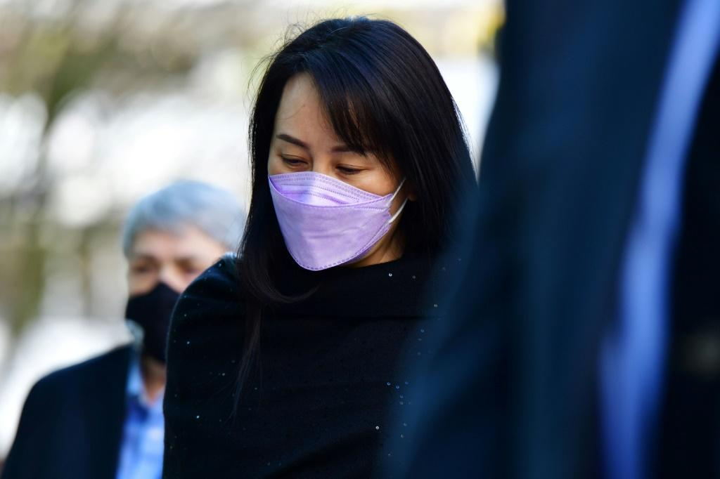 Huawei chief financial officer Meng has been in a two-year battle against extradition