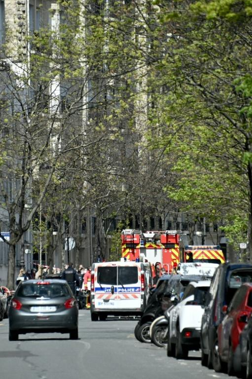 The attack happened in the well-heeled 16th district of the capital
