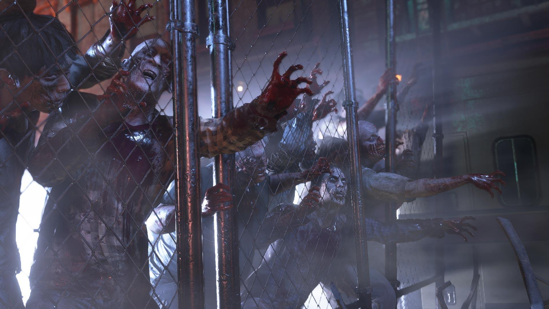 The Resident Evil series is best known for its zombies and other terrifying bioweapons