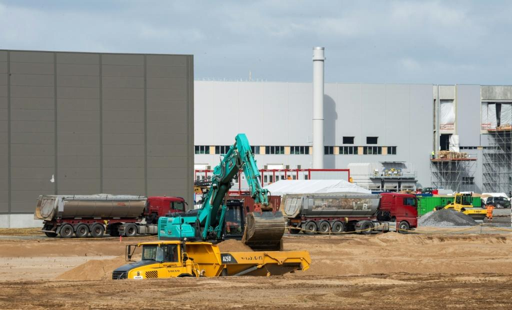 """Environmentalists are fighting the construction of Tesla's """"Gigafactory"""" outside Berlin"""