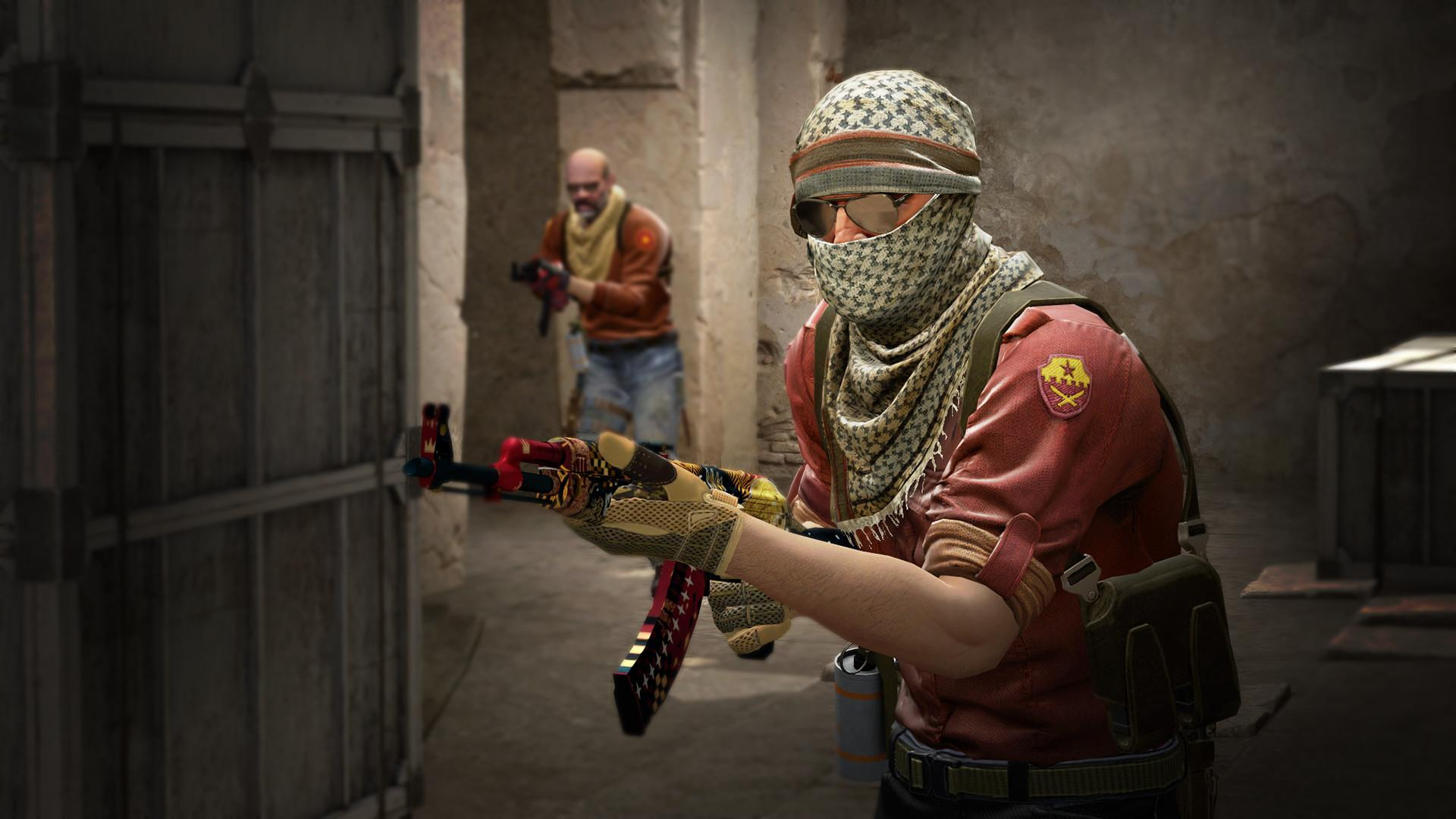 CS:GO's competitive scene remains one of the biggest ones in modern gaming